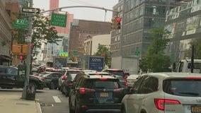 New York City region has nation's worst traffic