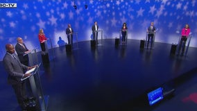 Democratic mayoral candidates trade barbs, try to sway voters at final debate