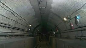 Buttigieg tours Hudson River rail tunnel; Gateway project gains steam