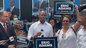 Eric Adams says he'd likely preserve NYC schools' gifted program