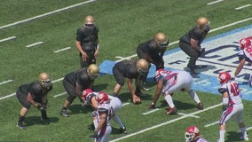 NYPD, FDNY face off at annual 'Fun City Bowl'