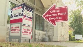 Department of Justice files lawsuit over Georgia's new election law