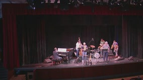 Live jazz returns to Flushing Town Hall for first time since pandemic began