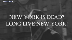 With a camera, hotel worker sets out to prove NYC is not 'dead'