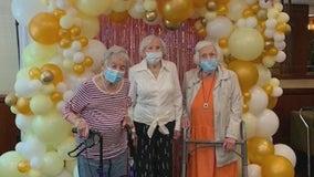 3 NYC besties celebrate their 100th birthdays together
