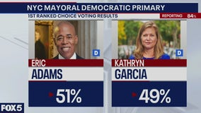 Democratic mayoral primary: Eric Adams' lead shrinks, confusion surrounds count
