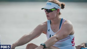 Rower from New York excited for Tokyo Olympics