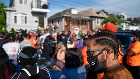 Anti-violence rally and vigil honors slain Queens boy