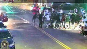 Large mob critically injures man in Yonkers