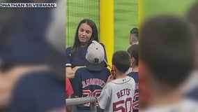 Exchange between Yankees and Red Sox fans in the Bronx goes viral