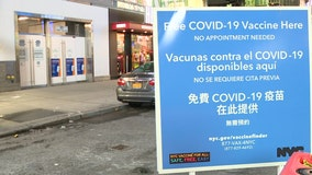 Times Square pop-up vaccine site used expired doses