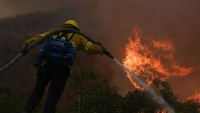 Biden raising federal firefighter pay to $15 an hour ahead of wildfire season