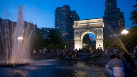 Citing safety concerns, NYPD enforcing 10 p.m. curfew at Washington Square Park