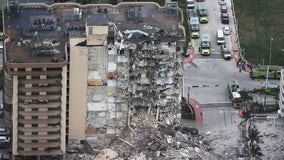 Girl sits alone, recites Jewish prayer for parent in Florida condo collapse, mayor says