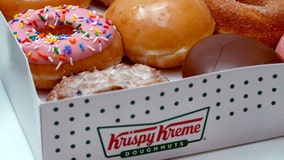 Krispy Kreme has given out 1.5M free treats to vaccinated customers, sweetens deal for National Doughnut Day