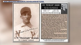 'Moonlight' Graham played 1 inning in the Major Leagues but became a legend anyway