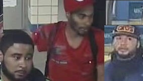3 men wanted in slashing of victim with razor blade in subway station: Cops