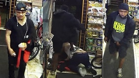SHOCKING VIDEO:  Bodega worker beaten with bat over unpaid case of beer