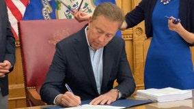 Connecticut Gov. Lamont signs recreational marijuana into law