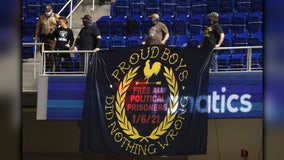 Fans ejected from Miami Marlins game for 'Proud Boys' and 'Trump Won' banners: report