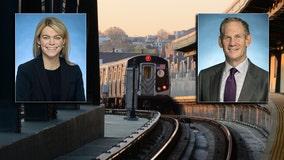 Leadership shakeup at the MTA; Feinberg to chair board