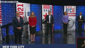 5 candidates for mayor face off in another debate