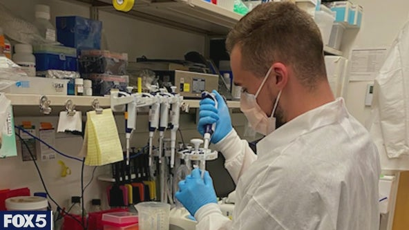 Motivated by his own challenges, young grad becomes medical researcher