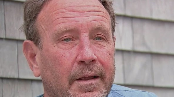 Lobster diver says he was caught in mouth of humpback whale and survived