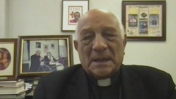 Monsignor Hilary Franco