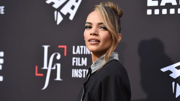 For Leslie Grace, who plays 'Nina' in 'In The Heights, life comes full circle