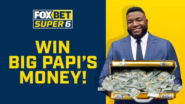 'Win Big Papi's Money' with FOX Super 6