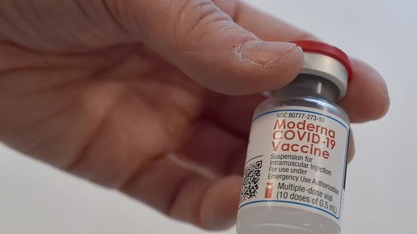 Moderna gets contract to produce 200M COVID-19 vaccines for DOD