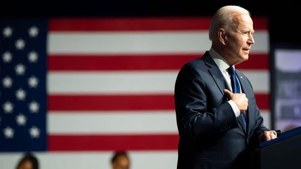 Biden heads to UK in 1st overseas trip as president to reassure allies