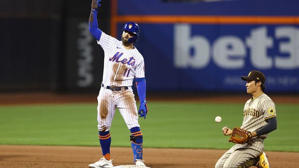 Nearly 34,000 fans in attendance as Mets beat Padres