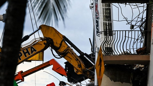 Florida condo collapse: Man in town for COVID-19 funeral among missing