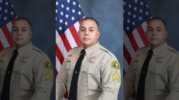 San Bernardino County sheriff's sergeant shot, killed after Memorial Day pursuit