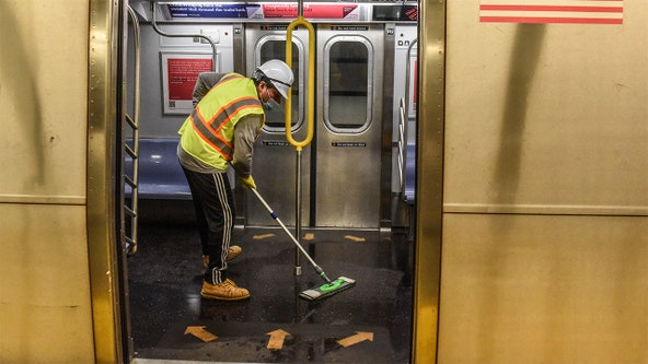 Filth and feces, report finds increase in dirty subway cars