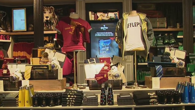 Harry Potter Store New York is located at 935 Broadway.