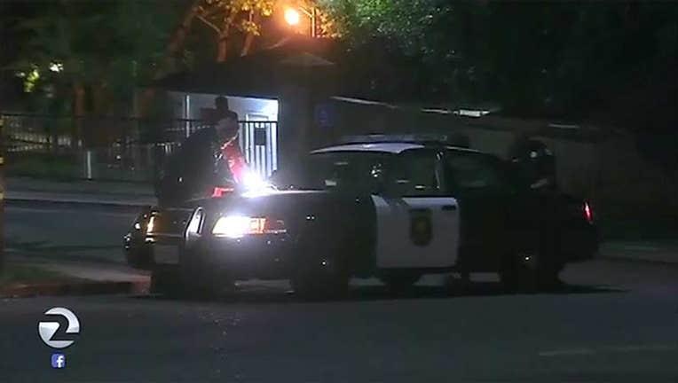 Berkeley-robberies