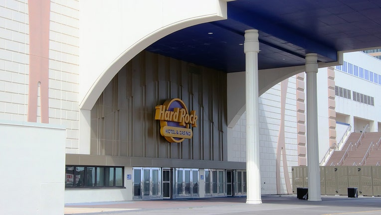 The Hard Rock Hotel & Casino in Atlantic City. (Photo by Donald Kravitz/Getty Images)