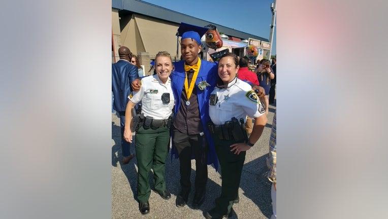 hillsborough teen graduation