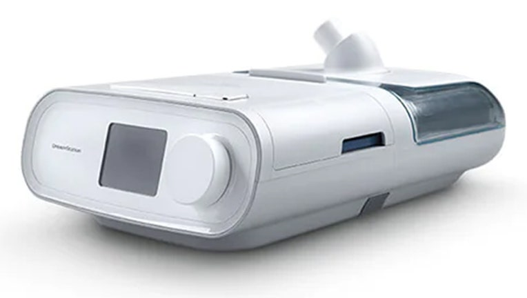 A DreamStation CPAP machine is pictured. (Philips)