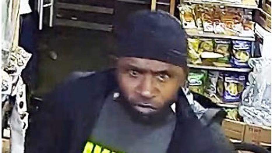 The NYPD says two men beat a bodega worker during a dispute about unpaid beer.