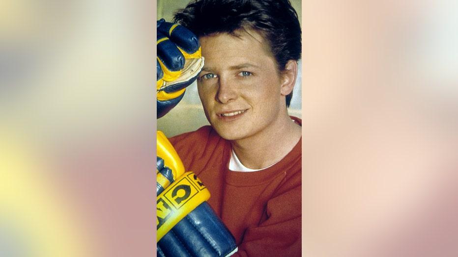 Michael J Fox, circa 1980. (Photo by Getty Images)