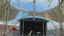 New Bridgeport amphitheater