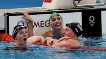 Hometown hero: Alaska town celebrates 17-year-old's Olympic gold win