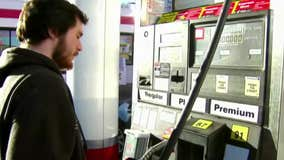Gas prices soar as Americans hit the road while supply remains low