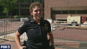 29-year-old NYPD cop beats cancer
