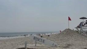 Possible shark attack on Jones Beach lifeguard