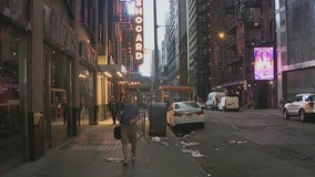 Shots fired near Times Square